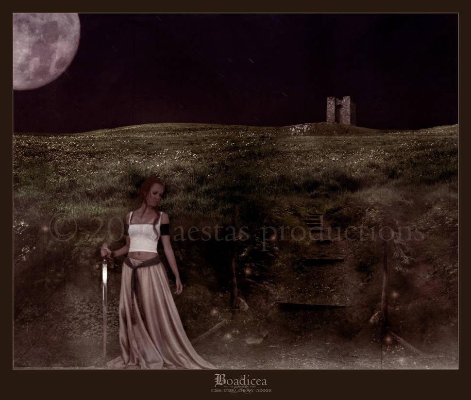 f653d9f8b Boadicea, Iceni Warrior Queen by immortalis on DeviantArt