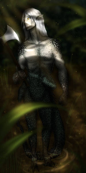 [ARTTRADE] Passing the swamp