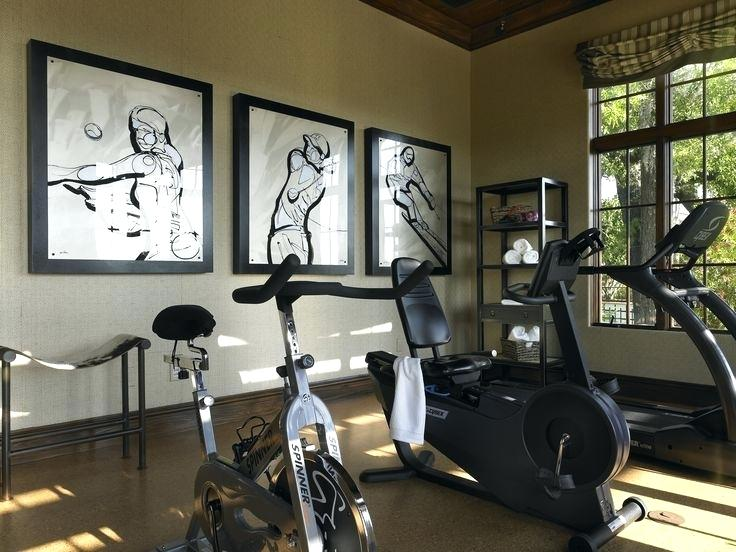 Motivational Home Gym Wall Decor Ideas For Less by ...