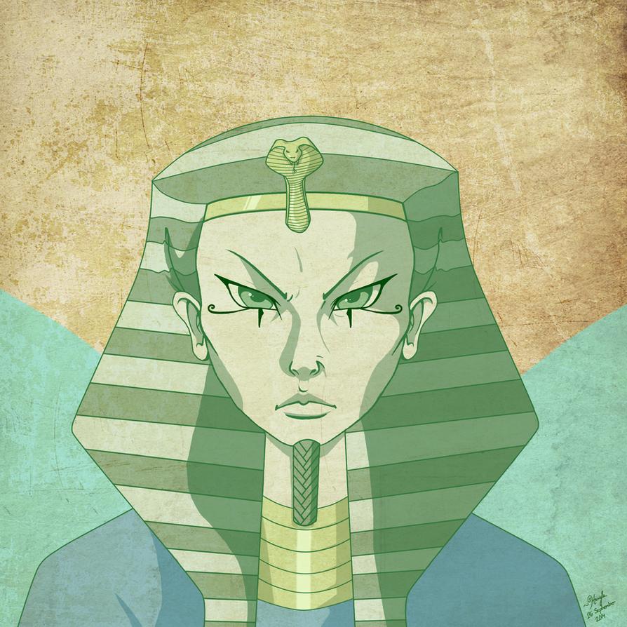 The Pharaoh's Wrath by Haayls