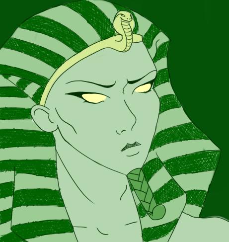 Pharaonic Wrath by Haayls