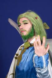 Lord Grass Beard by Haayls