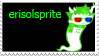 erisolsprite stamp by DeathbyIceCream
