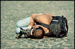 The End of photographer