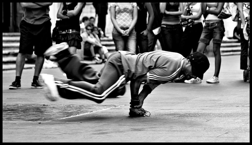 Urban Dance by jeyheich