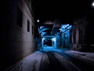 Underground Entrace by NetsoDX
