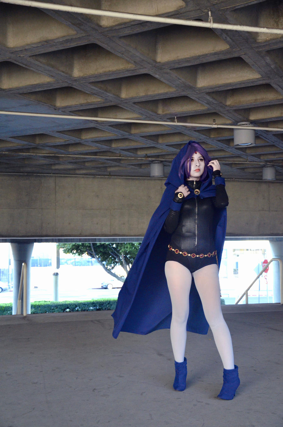 RavenCosplay-2 by Ceshira