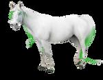 Custom Horse Pre-Cut #2 - Buckaroo-Stock