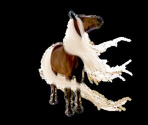 Horse Pre-Cut #3