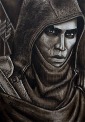 Garrett - Thief 4 by Varehma