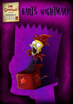 Simpsons Treehouse of Horror - Bart`s Nightmare