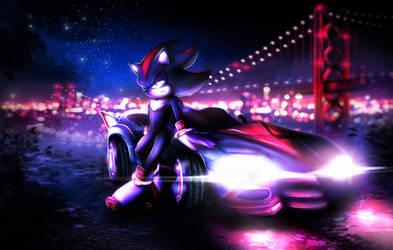 Before the Race (Team Sonic Racing) by Mynakle