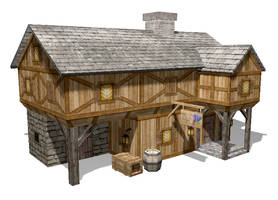 Tavern by Lorti88