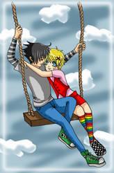 Naruto  Gay Clouds by kawaiibabyheero