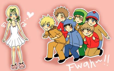 South Park  Innocence by shihanchul by kawaiibabyheero