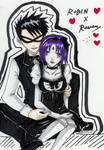TT - Robin x Raven