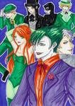 The Villains of Batman