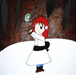 December - Snow Child by bodiechan