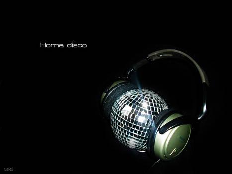 Home disco