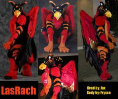 LasRach Full Suit by Fursuit