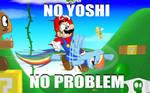 No Yoshi? No Problem.