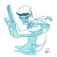Kung Fu by jtchan