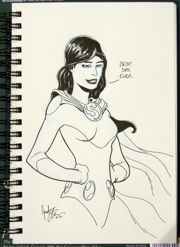 Super Lois - ECCC 2012 by jtchan