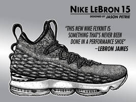 LeBron 15 Ashes by jtchan