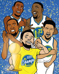 The Champs by jtchan