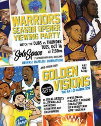 Golden Visions: Season Opener by jtchan