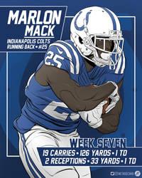 TPT Week 7: Marlon Mack by jtchan