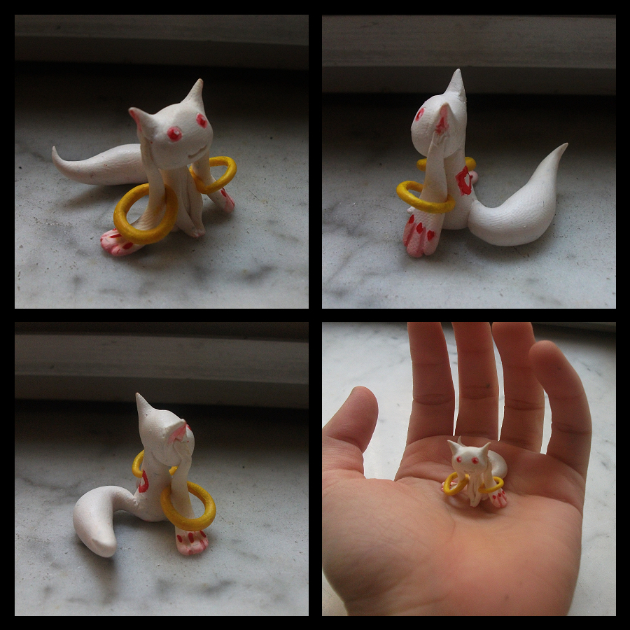 Kyubey model by metalparts
