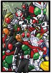 Kamen Rider Neo Spirits