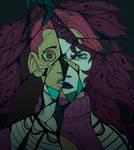 Diavolo and Doppio (anime colors)