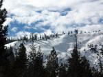 AthenaStock::Snowy Mountain 1