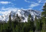 AthenaStock::Snowy Mountains 2