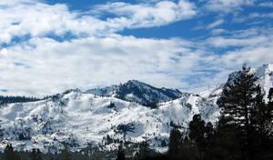 AthenaStock::Snowy Mountains 6