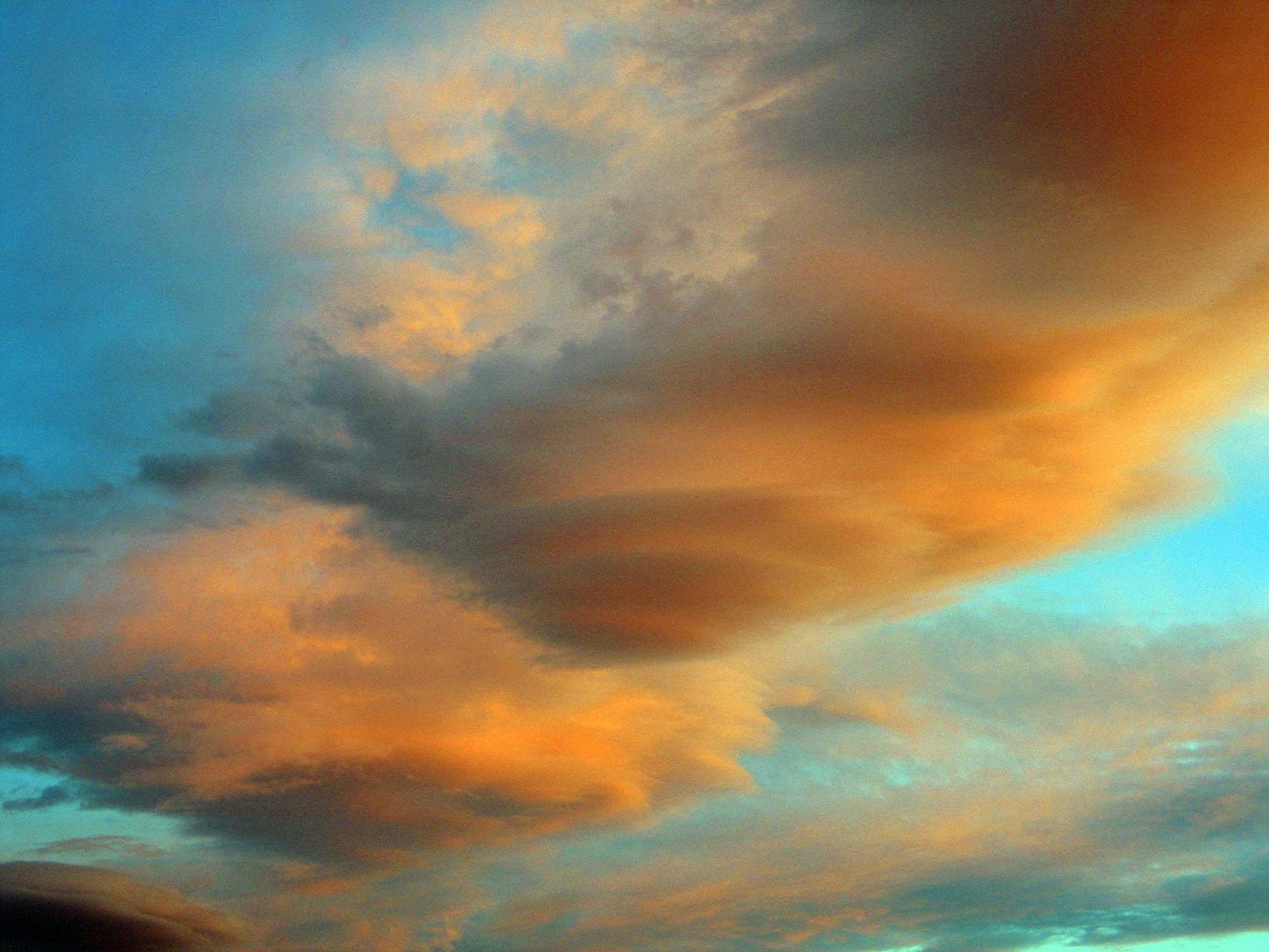 AthenaStock::Sunset Clouds 18