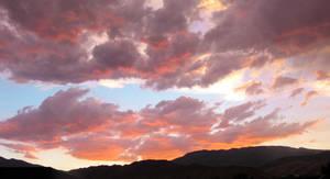 AthenaStock::Sunset Clouds 1