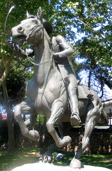 AthenaStock::Pony Express 2