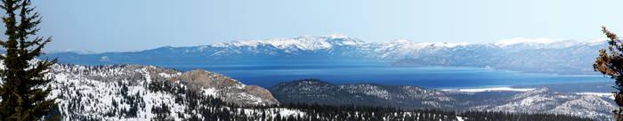 AthenaStock::Panoramic Lake