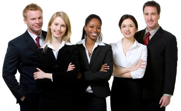 AthenaStock::Business People
