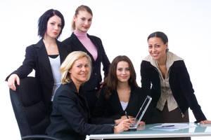AthenaStock::Working Women by AthenaStock