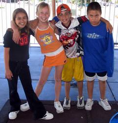 AthenaStock: Kids, Group 3