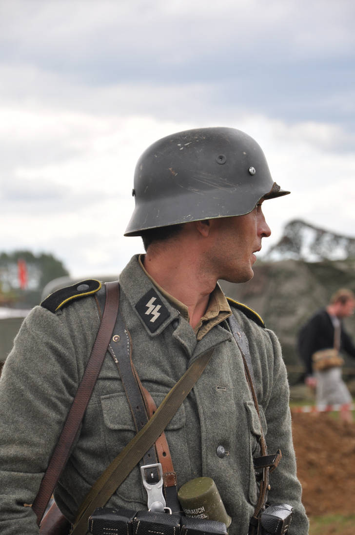 German soldier | german soldier of the 1st SS Division
