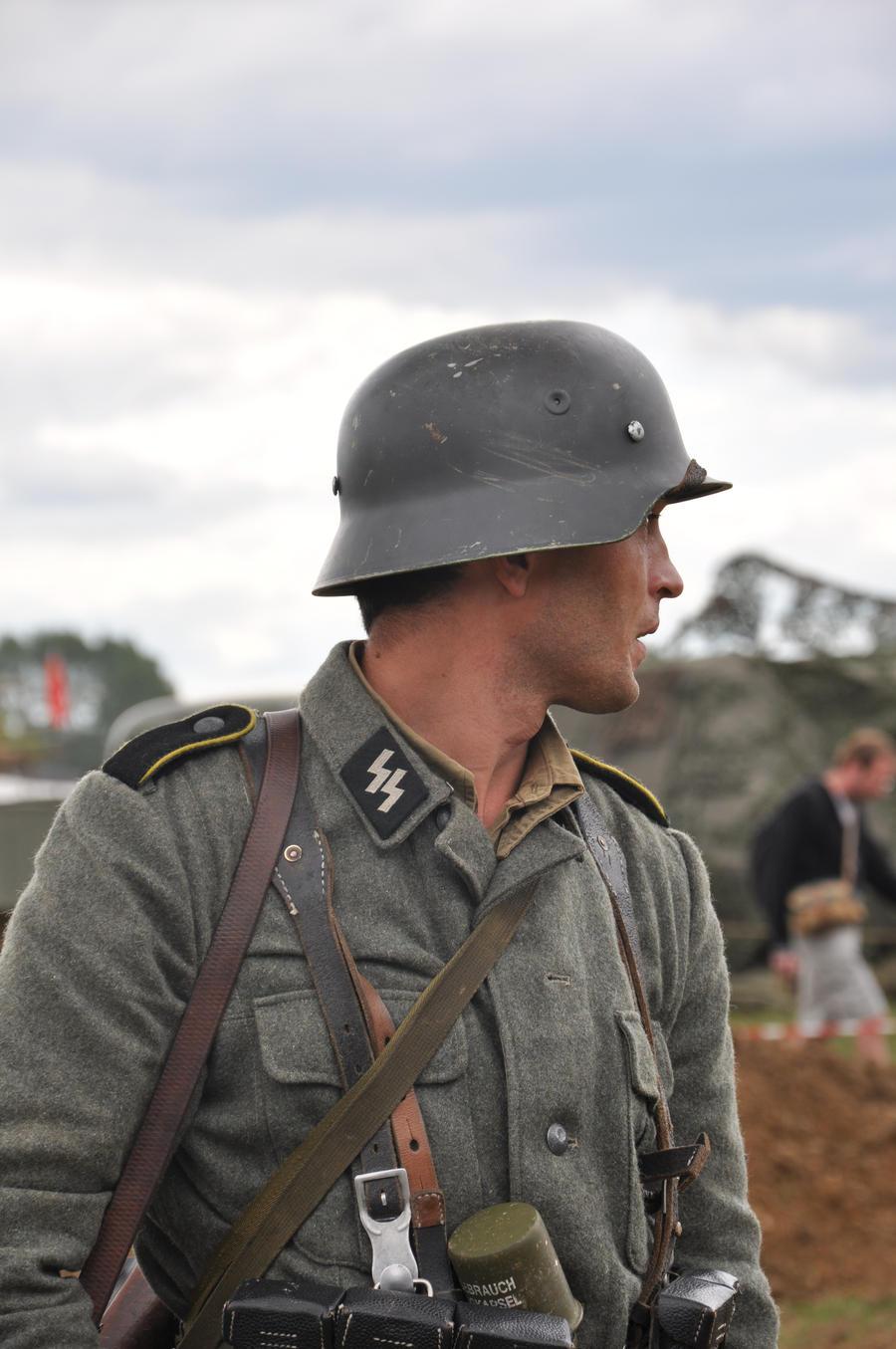 German soldier WWII by ningun0 on DeviantArt