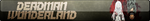 Deadman Wonderland Fan Button by cookiebearkitten