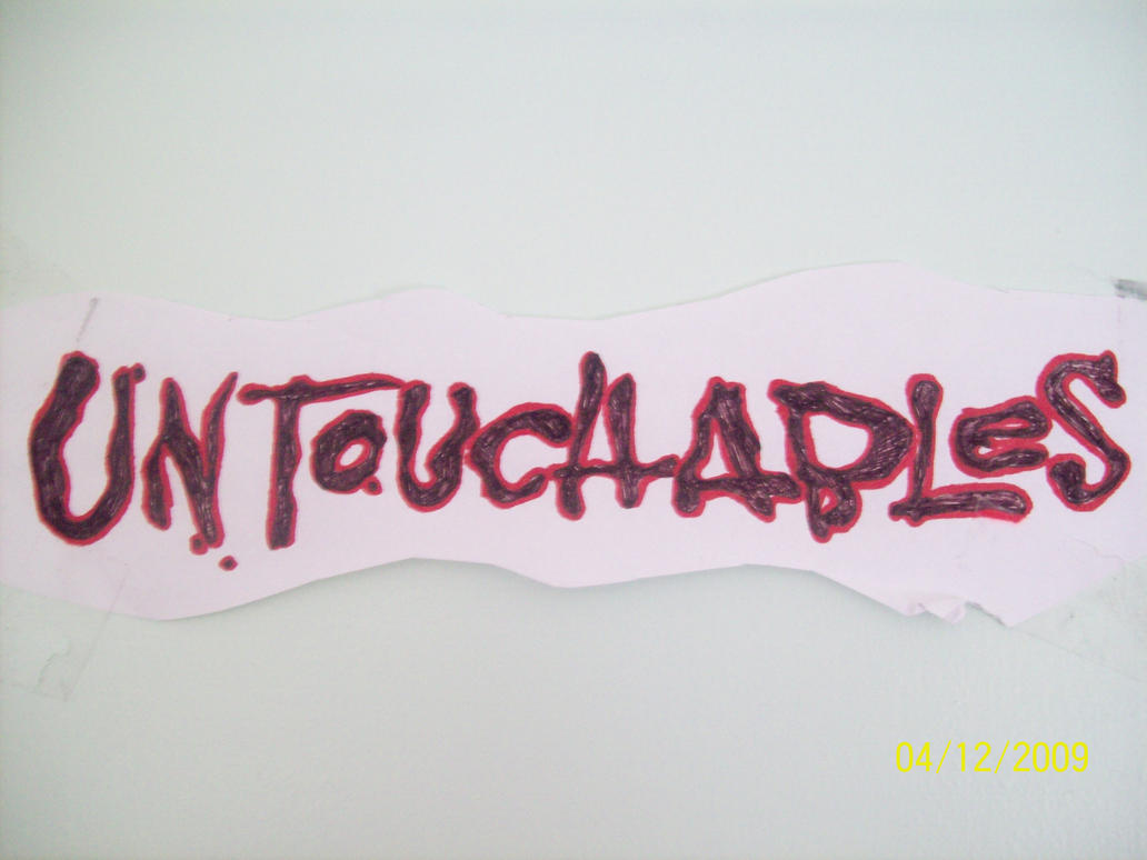 Korn- Untouchables Logo by PsychedVirus on DeviantArt