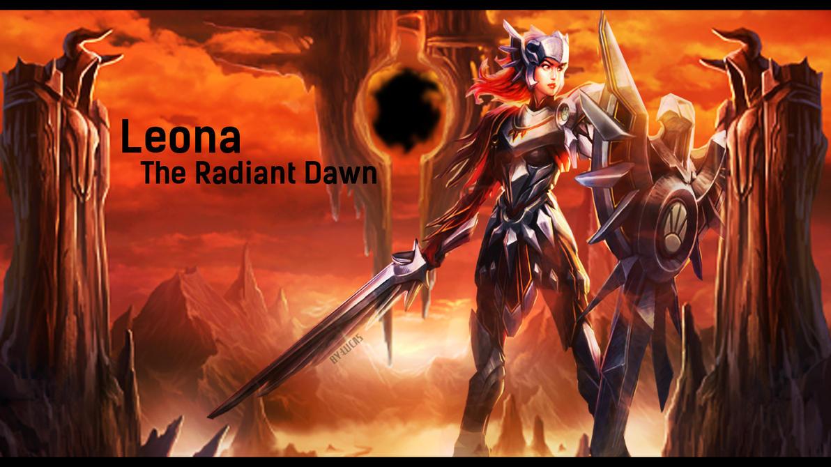 leona the radiant dawn skins - photo #1
