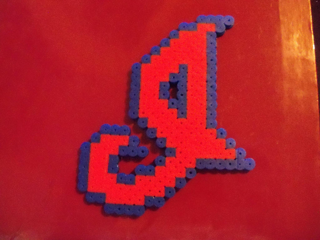 Cleveland indians perler by aenimafist on deviantart cleveland indians perler by aenimafist biocorpaavc Choice Image